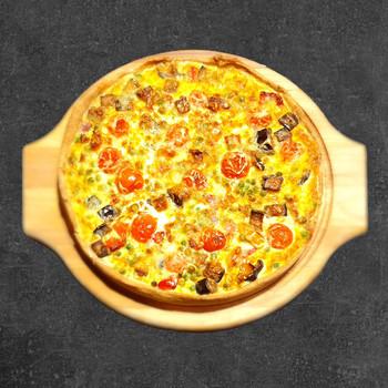 Пицца-пай цыпленок с овощами 750 гр.