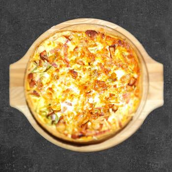 Пицца-пай мясная 800 гр.
