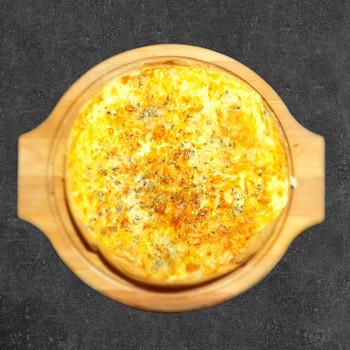 Пицца-пай сырная 750 гр.
