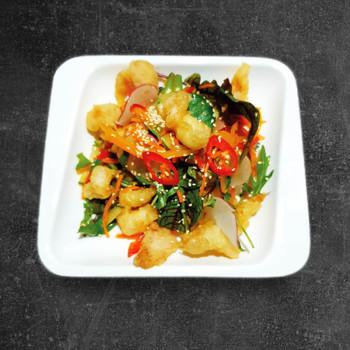 Салат в азиатском стиле